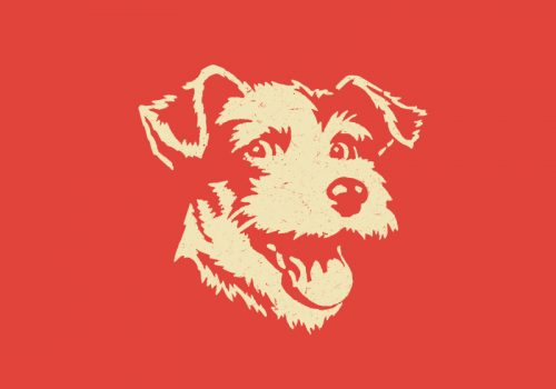 Korumalı: Super Secret Terrier Portrait